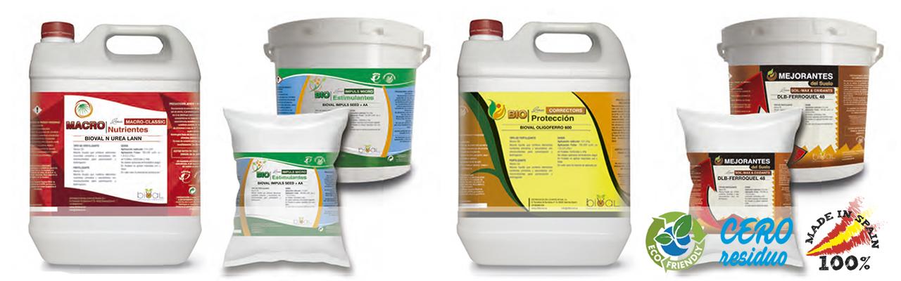 Fertilizantes DL Bioval